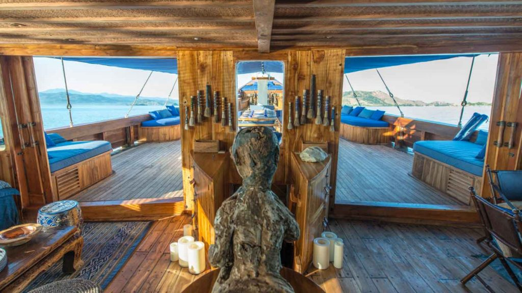 A Luxurious Pampering Trip with Komodo Cruises Labuan Bajo