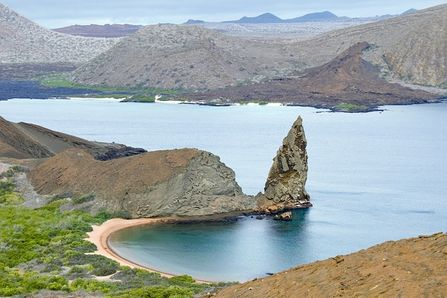 Galapagos Islands as one of the popular travel destinations in 2019