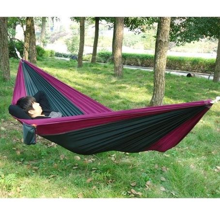 Reasons people are in love with parachute hammock