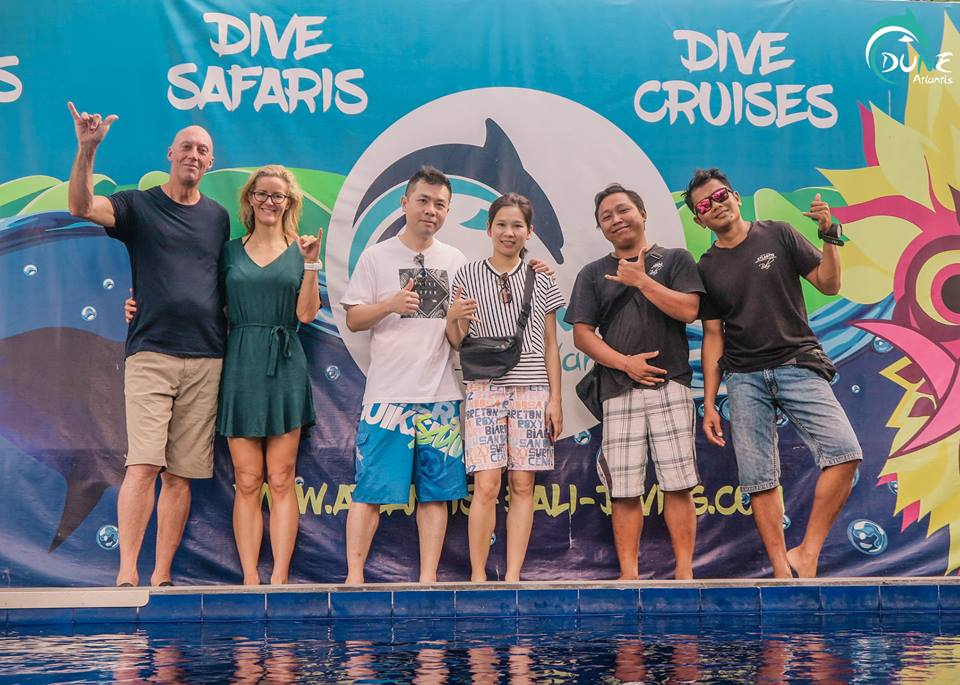Bali Diving Packages