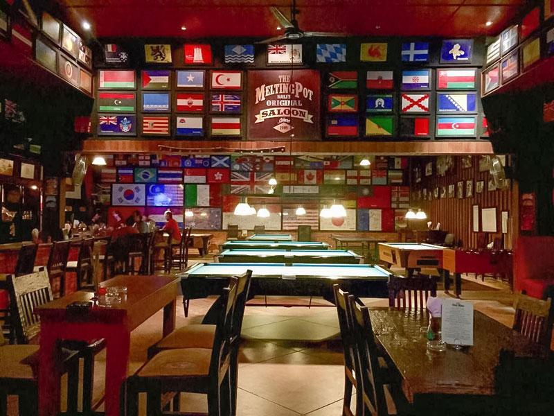 sports bar bali