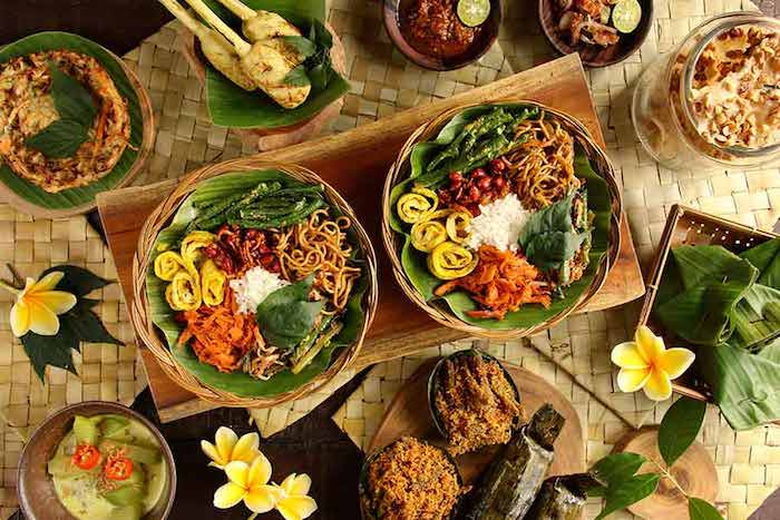 balinese food menu catering bali