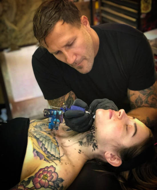 piercing bali - professional