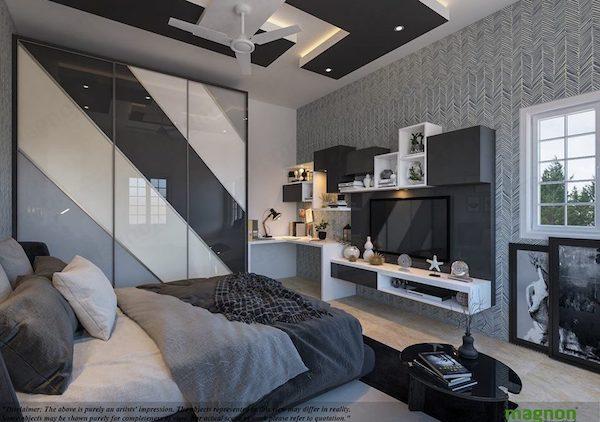 bedroom interior yogyakarta