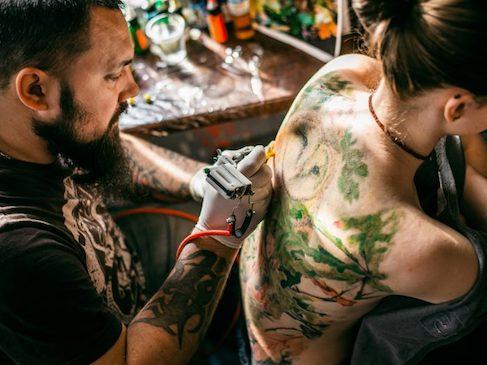 bali tattoo seminyak