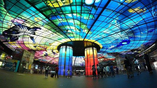taiwan xinxin train station