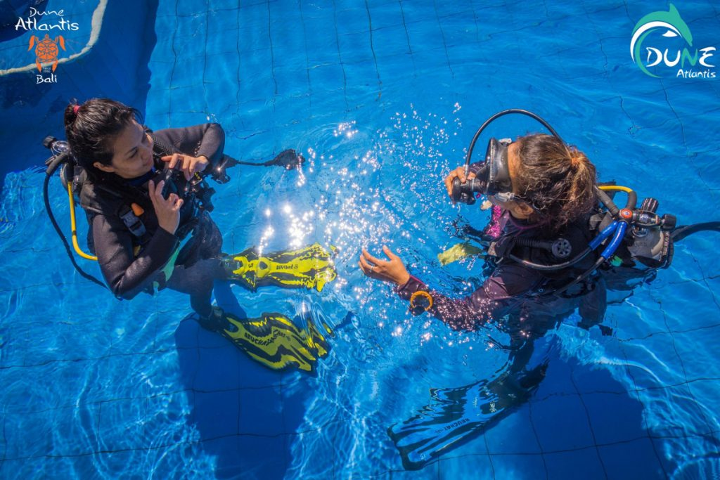 Getting A Scuba Diving Certification in Bali; Can We?