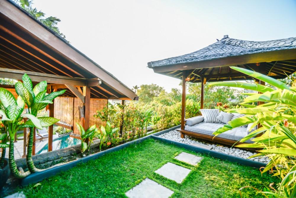 Build Tropical Hut