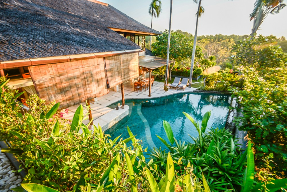 Creating Lush Jungle in Your Villa Ubud Bali