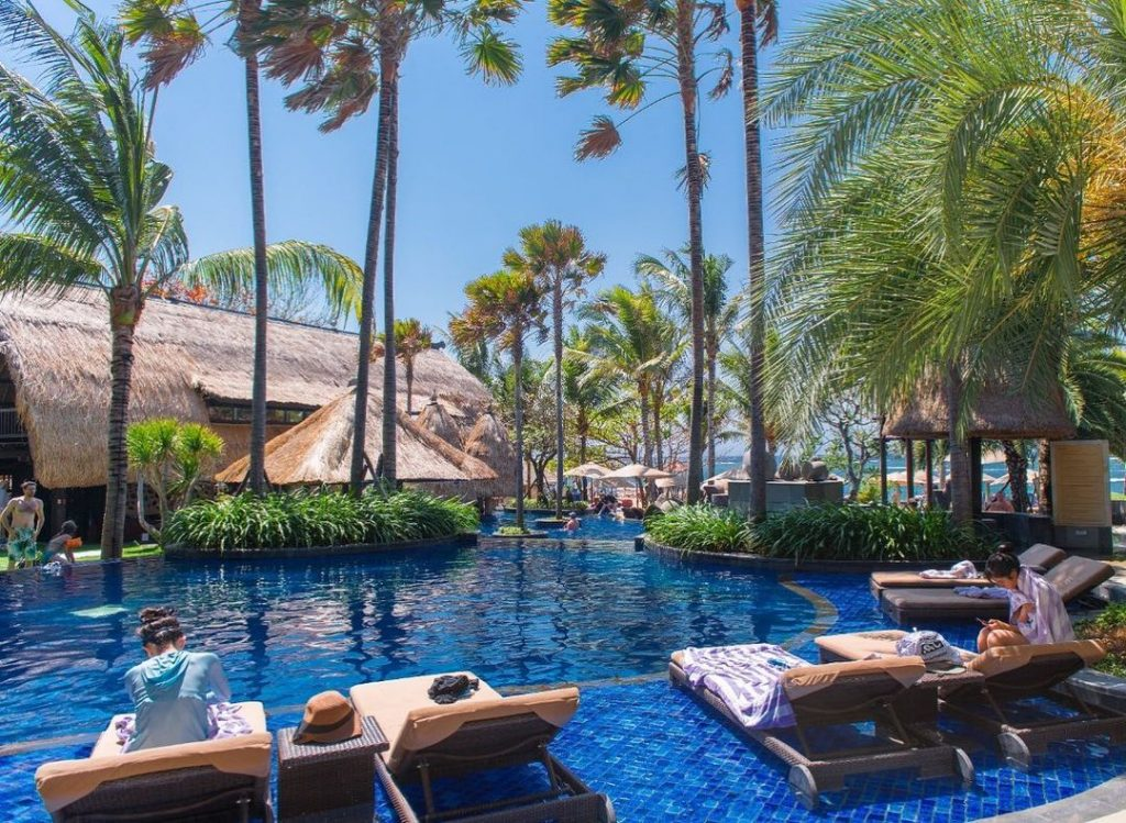 Assuming that Everything in the Nusa Dua Beach Resort is Included