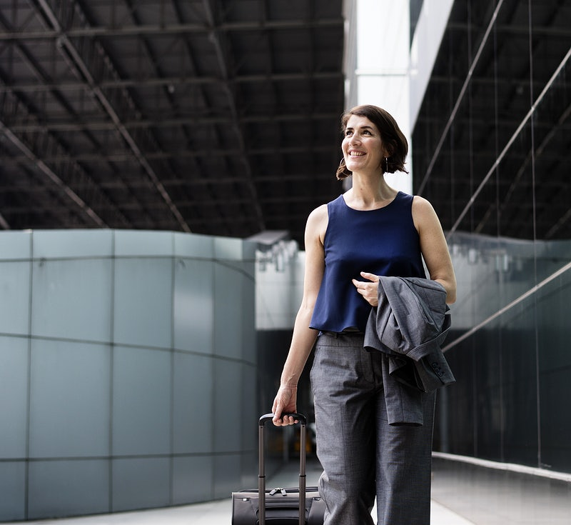 Keeping Your Routine During Business Travel