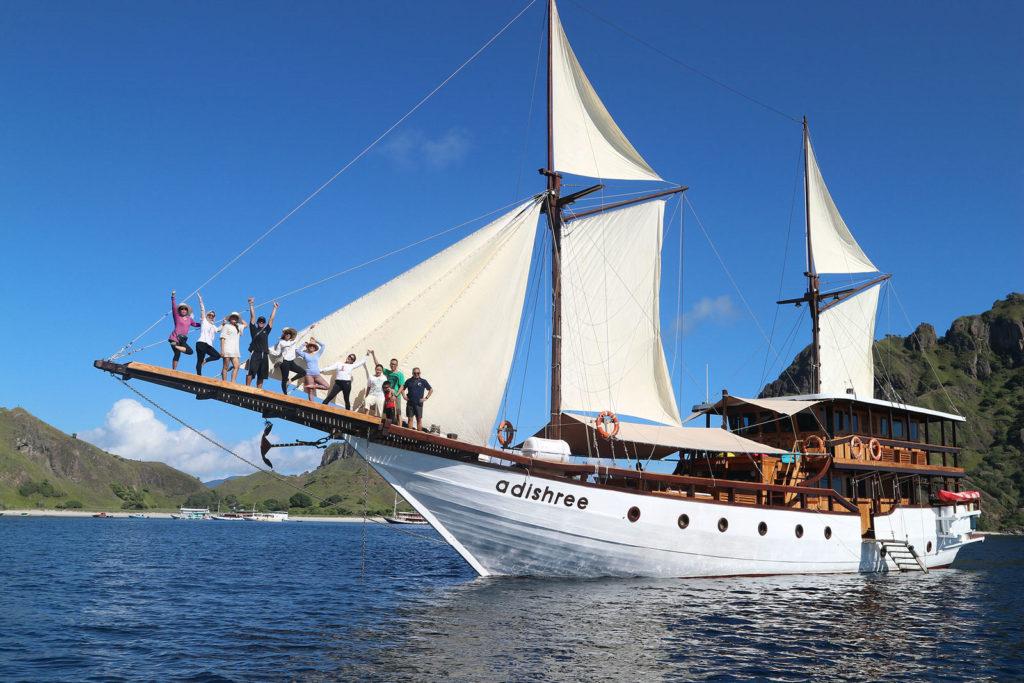 Open Trip Komodo Island